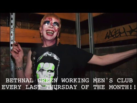 DAVID HOYLE'S MEGA THURSDAYS at The Bethnal Green Working Men's Club