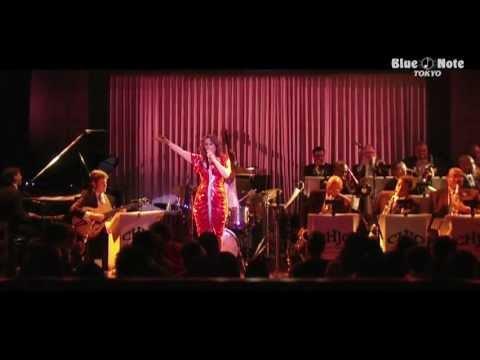 THE CLAYTON-HAMILTON JAZZ ORCHESTRA  w/ TRAINCHA : BN TOKYO 2011