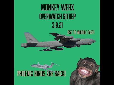 Monkey Werx Overwatch SITREP 3 9 21