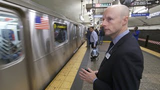 The new MTA chief's plan to fix the subway
