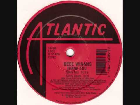 BeBe Winans - Thank You 12