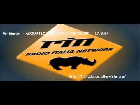 Mr.Marvin - ACQUATIC PARK ITALIA NETWORK - 17.9.94