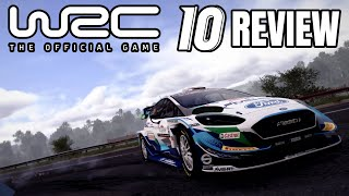 WRC 10 Review - The Final Verdict (Video Game Video Review)