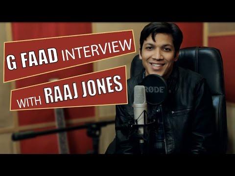RAAJ JONES G-FAAD INTERVIEW | ARTISTOPEDIA