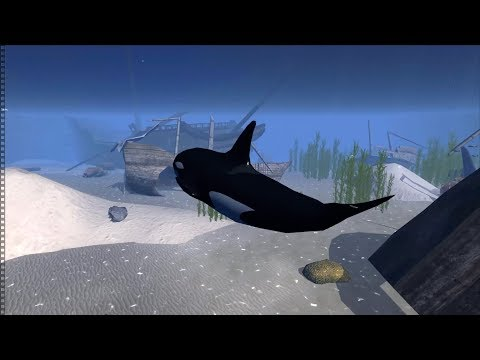 Orca Whale Simulator 3D | Ultimate Ocean Simulator, By Gluten Free Games