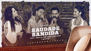Day e Lara - Saudade Bandida Part Zezé Di Camargo e Luciano | DVD #VaiSerBãoPraLá