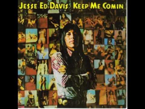 Jesse Ed Davis - Keep Me Comin'