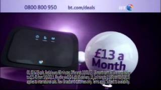 9 BT Total Broadband & Calls consumer multimedia callplan