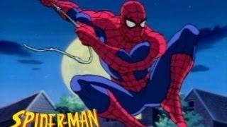 Обзор на мультсериалы про Человека-паука часть 3 (1)