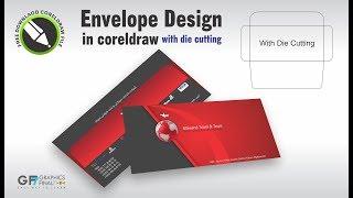 Download How To Make Envelope In Coreldraw Urdu Tutorial