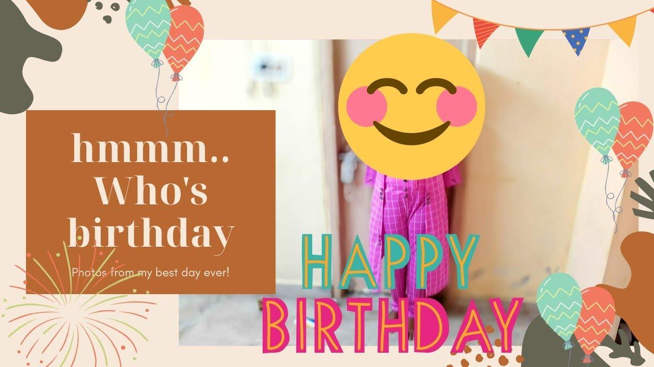 Download Birthday vlog    guess who's birthday🎂 🤔🤔   by attarintlo vantalu and vlogs  