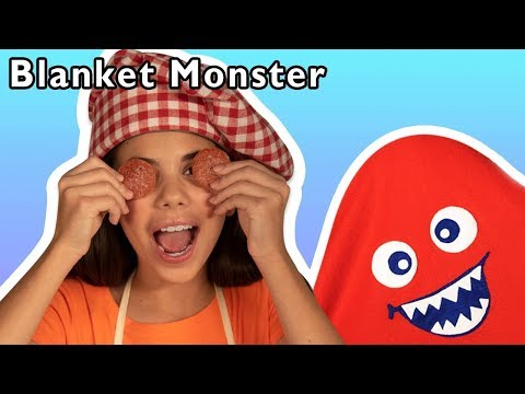 🔴 LIVE:Blanket Monster | Mother Goose Club Dress Up Videos