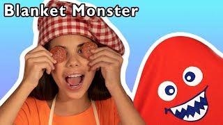 🔴 LIVE:  Blanket Monster | Mother Goose Club Dress Up Videos
