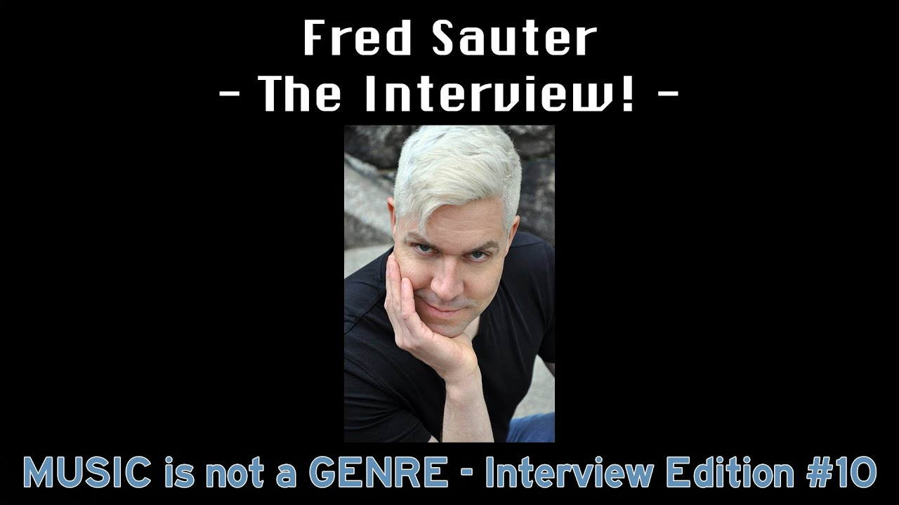 Fred Sauter interview PREVIEW