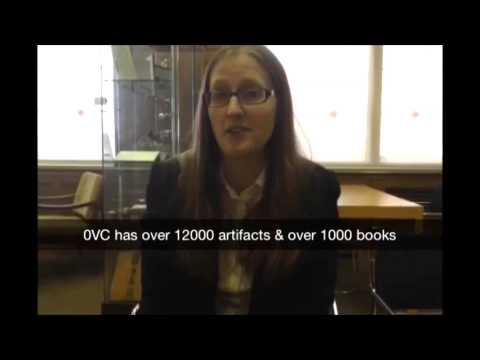 A Snapchat Tour of the NEW Veterinary Artifacts Display at OVC