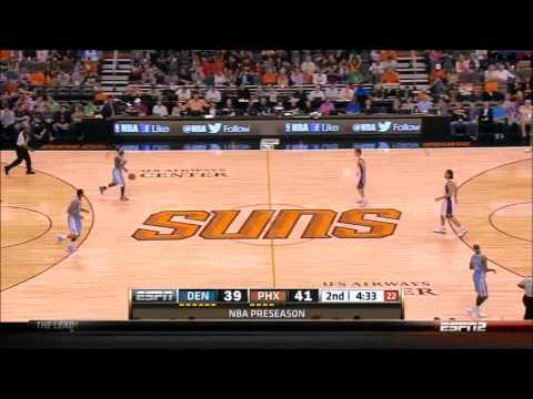 Michael Beasley 29 points vs Denver Nuggets 29/10/12 [HD]