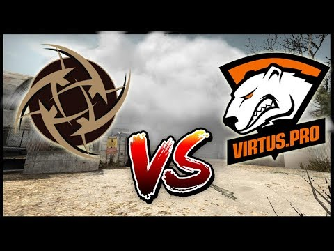 Virtus.pro Highlights Vs. NiP (ECS Season 4 Europe)