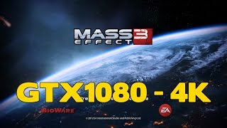 GTX 1080 - Mass Effect 3 gameplay 4K ultra settings