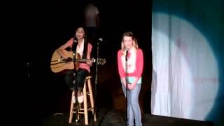 Heart Attack- Demi Lovato- Cover- School Talent Show
