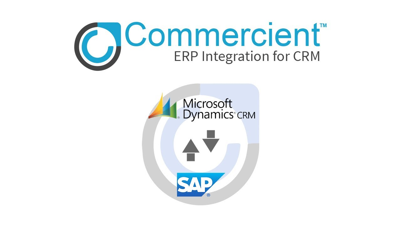 SYNC for SAP and Dynamics 365 CRM