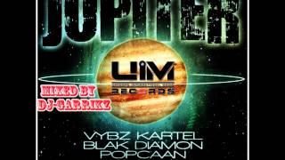 Jupiter Riddim Mix --Dj Garrikz-- UIM Records. December 2012 Mix