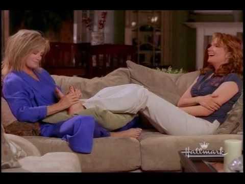 Lea Thompson Foot Massage WITH SOUND!