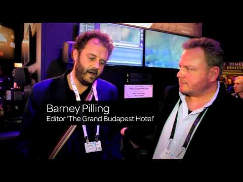 IBC 2015 Guests Barney Pilling & ISIS1000
