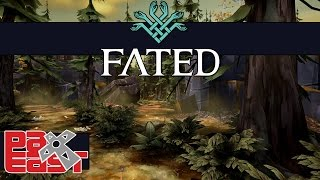 FATED : The Silent Oath - Pax East 2016 First Impressions