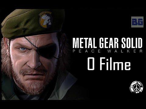 Metal Gear Solid: Peace Walker - O Filme (Legendado)