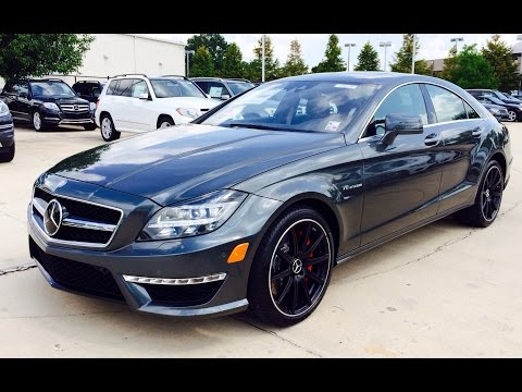2014 Mercedes Benz CLS63 AMG S Model 4Matic Coupe Exhaust Start Up Test Drive Full Review