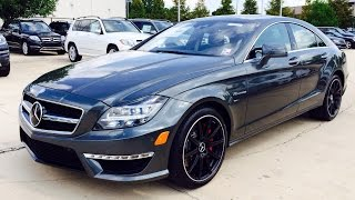 2014 Mercedes Benz Cls63 AMG S-Model 4Matic Coupe Exhaust /Start Up /Test Drive /Full...