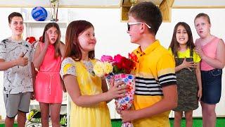¡Eva fue arrojada por un chico! ¿Con quién tendrá una cita Sava?