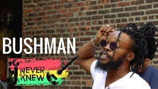 Bushman 'Tribute to Dennis Brown' Live INKTV Acoustic Session