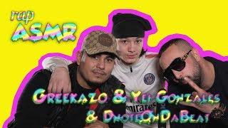 kalla mig för two light! - rap ASMR med Greekazo + Yei Gonzalez + DnoteOnDaBeat