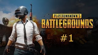 WINNER WINNER CHICKEN DINNER!! Pubg Mobile Gameplay #1