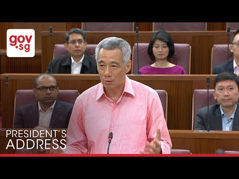 PM Lee on coping with the external environment at the Debate on the President's Address 2018