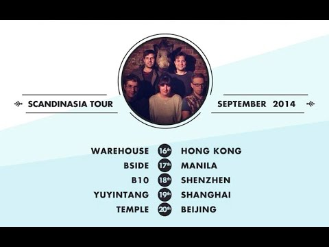 ScandinAsia Tour 2014 - Scandinavia