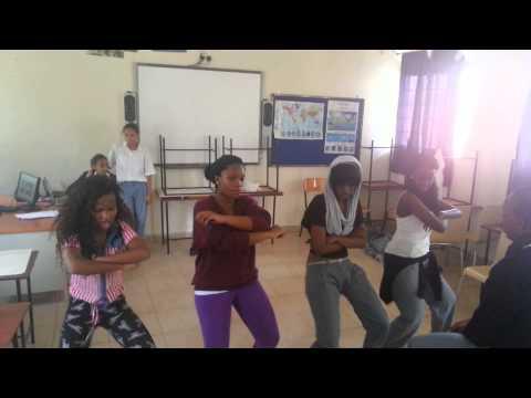 SHEILAH GASHUMBA'S DANCE CHOREOGRAPHY #TRAINING TIME
