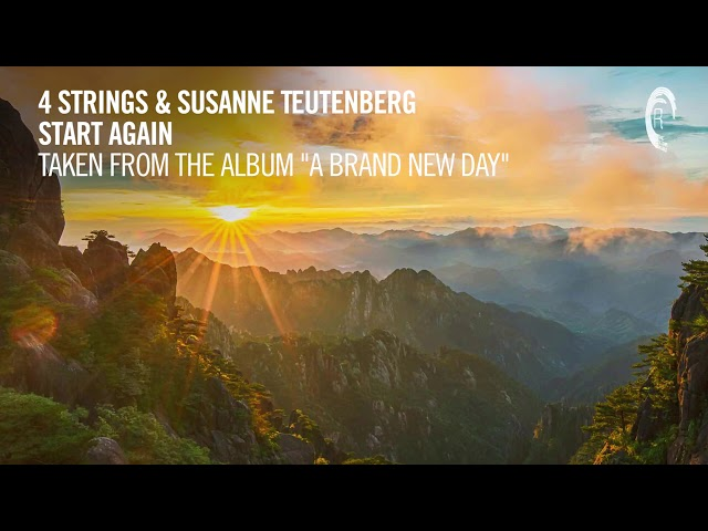 4 STRINGS & Susanne Teutenberg - Start Again (Taken from The Album - A BRAND NEW DAY)