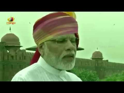 PM Modi's 70th Independence Day 2016 Full Speech At Red Fort   Delhi   Mango News