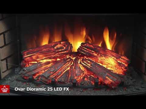 Электрический очаг Royal Flame Dioramic 25 LED FX