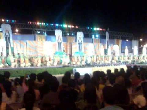 Pamuhuan Festival of Pinamungajan Cebu.