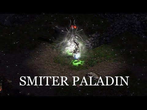Diablo 2 - Дешевый Паладин Смайтер для Уберов - Билд / Гайд (скиллы, шмот и т.д.)