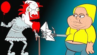 Pennywise 27 years later | Trollface IT 2 (animation)