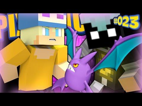 IL CAPO DEL TEAM GALASSIA CI SFIDA! - Minecraft Pixelmon ITA 23 !
