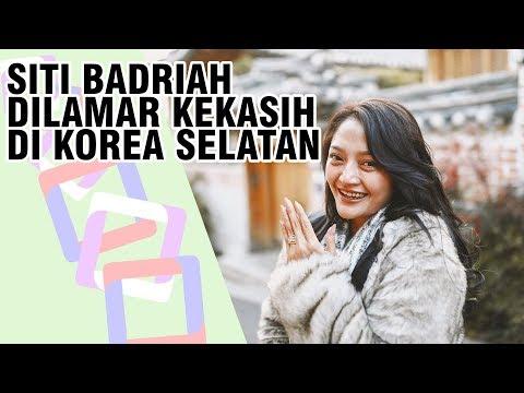 Krisjiana Baharudin Lamar Siti Badriah di Korea Selatan, Berikan Cincin Berharga Milik sang Bunda Mp3