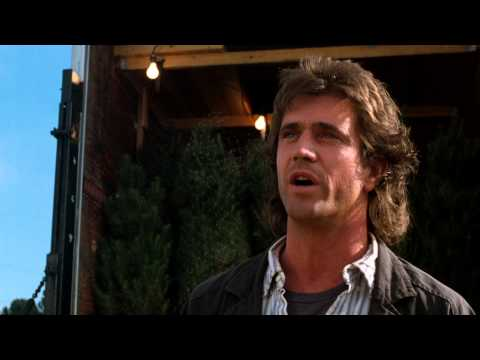 Lethal Weapon | Christmas Tree Shootout and Coke Deal [HD]