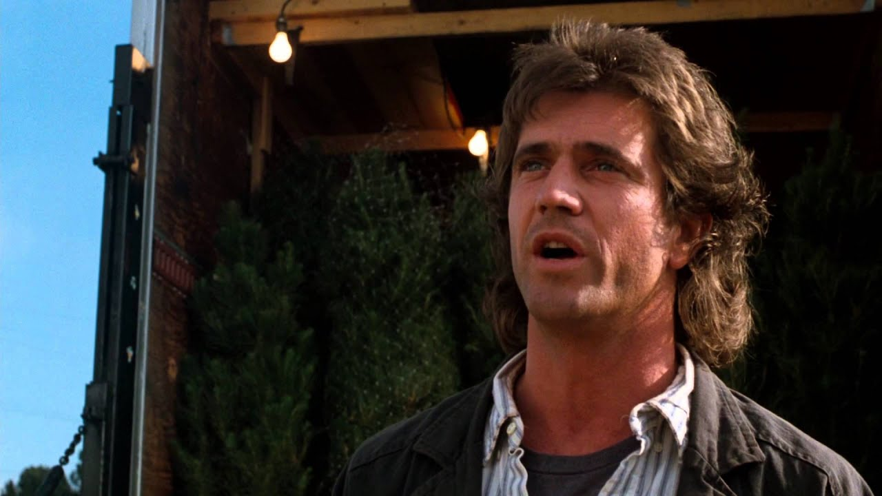 Lethal Weapon | Christmas Tree Shootout and Coke Deal [HD] - YouTube
