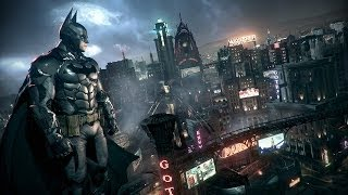 "Batman Arkham Knight | First Gameplay ""Evening The Odds"" 