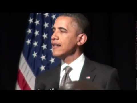 President Barack Obama At The Henry Ford Museum
